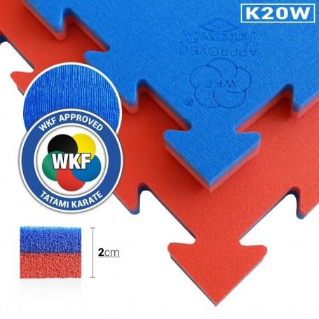 Tatami Karate WKF Aprobado